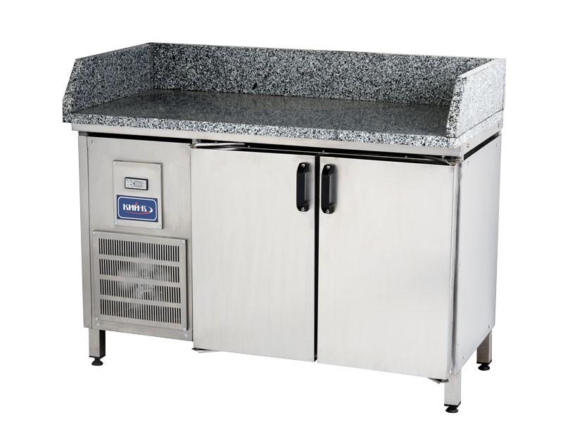 Стол холодильный для пиццы КИЙ-В СХ-МБ 1200х600