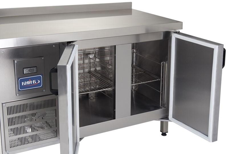 Стол холодильный КИЙ-В СХ-ЛБ-1200х700