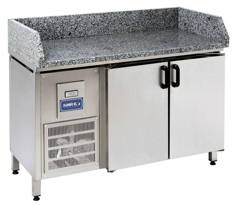Холодильный стол для пиццы КИЙ-В СХ-МБ 1200х600