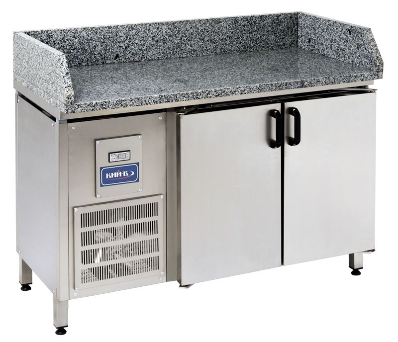 Холодильные столы для пиццы КИЙ-В СХ-МБ 1500х600